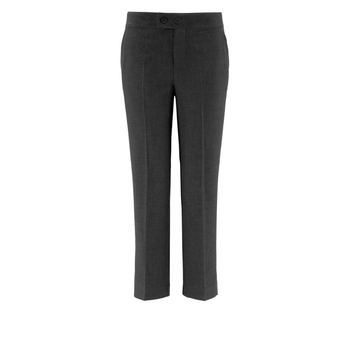 Pantalone Classic melange GRIGIO - vista frontale | Nicla