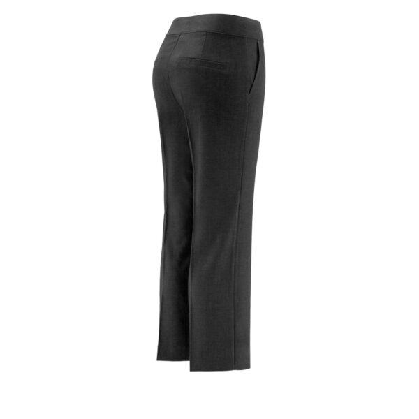 Pantalone Classic melange GRIGIO - vista laterale | Nicla