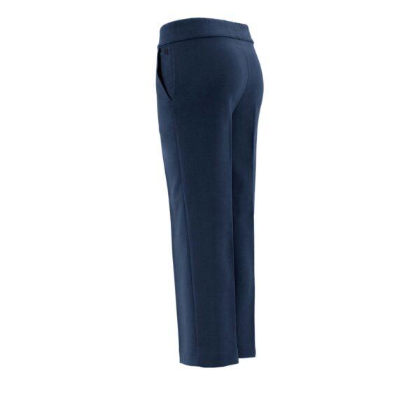 Pantalone Classic BLU - vista laterale   Nicla
