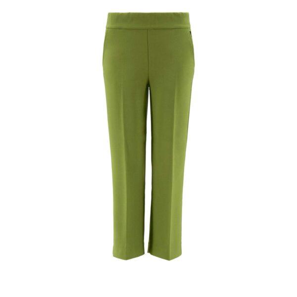 Pantalone Classic VERDE - vista frontale   Nicla