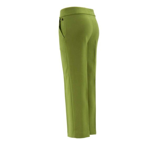 Pantalone Classic VERDE - vista laterale   Nicla