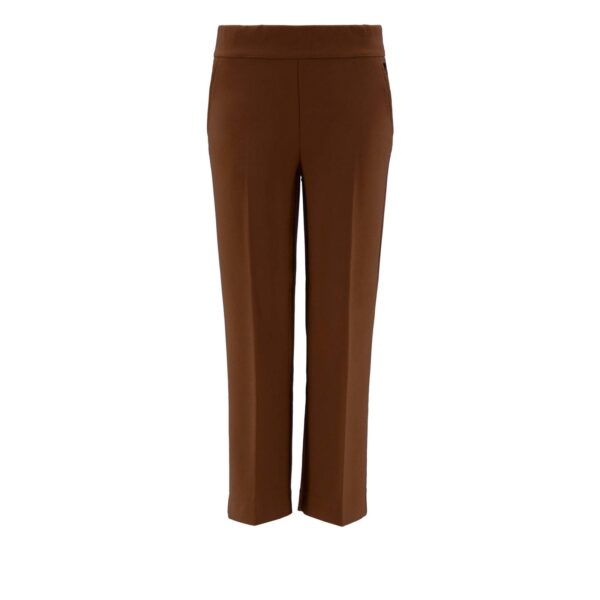 Pantalone Classic MARRONE - vista frontale   Nicla