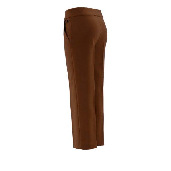 Pantalone Classic MARRONE - vista laterale   Nicla