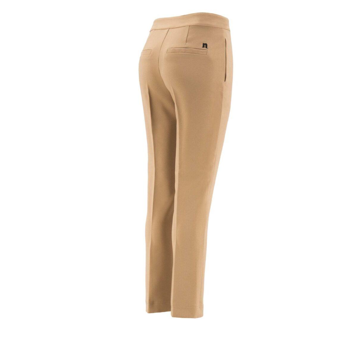 Pantalone Straight NATURALE - vista laterale | Nicla