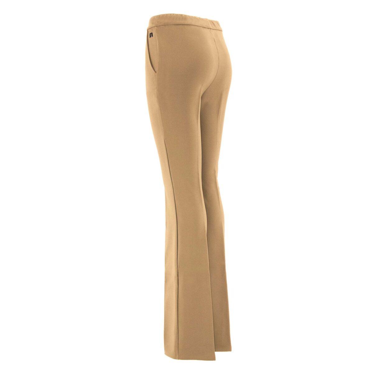 Pantalone Bootcut NATURALE - vista laterale | Nicla