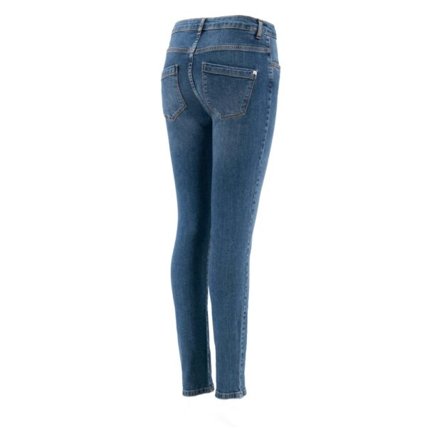 Pantaloni Skinny in denim DENIM - vista laterale | Nicla
