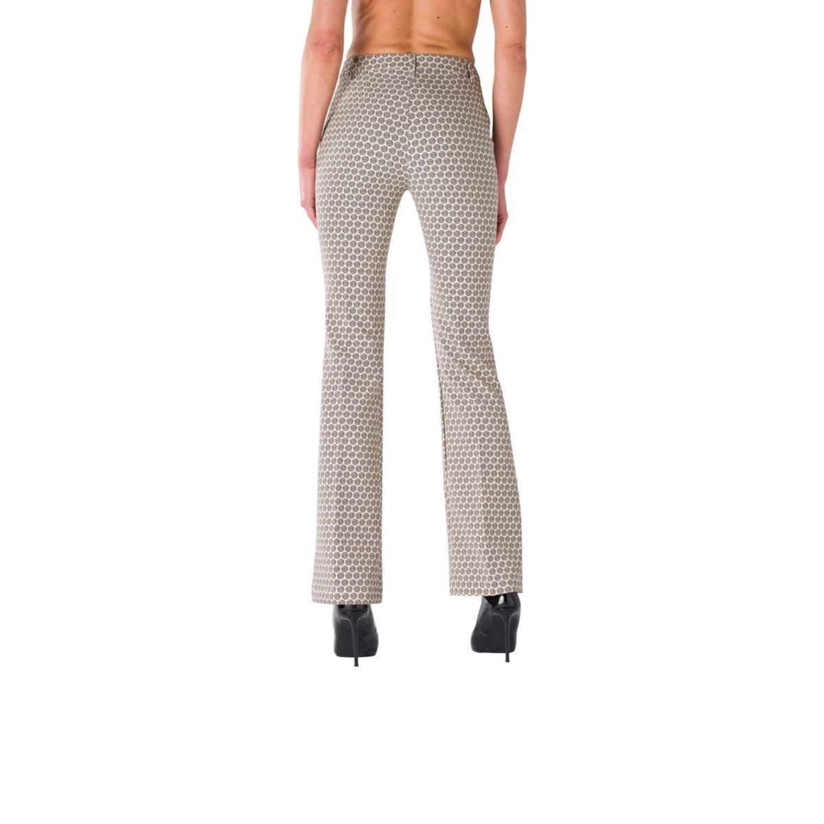 Pantalone Gaucho a fantasia Seventies