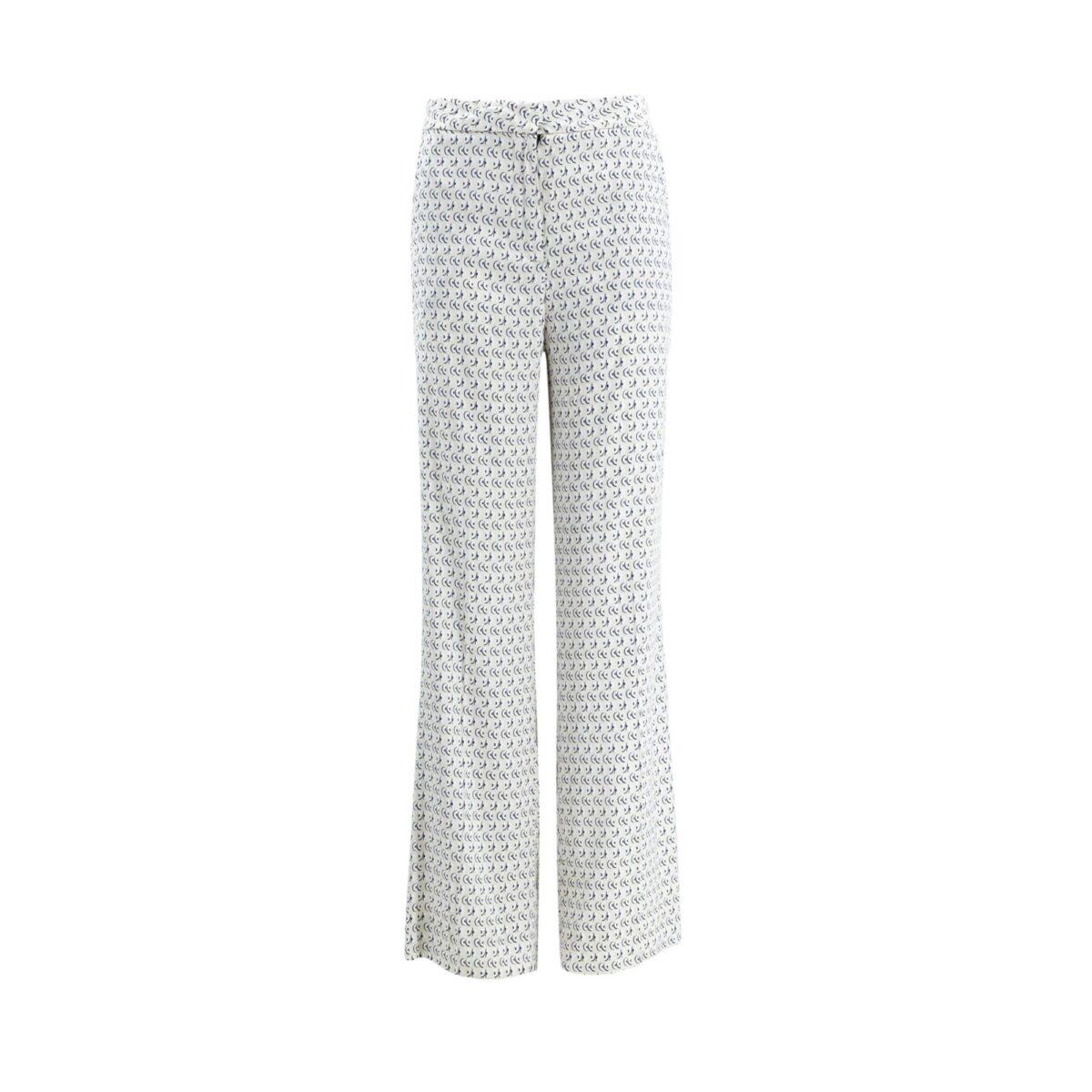 Pantalone Wide leg Sabbia - vista frontale | Nicla