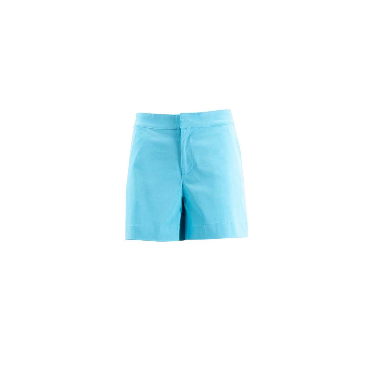 Shorts Classic Azzurro - vista frontale   Nicla