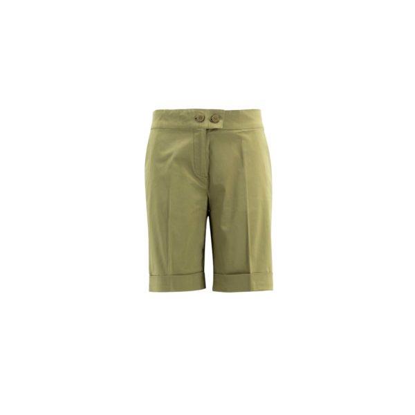 Shorts Bermuda Verde - vista frontale | Nicla
