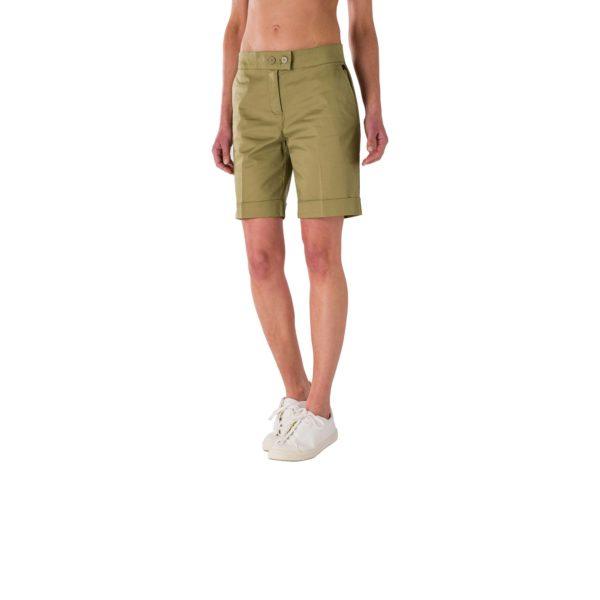 Shorts Bermuda Verde - Nicla