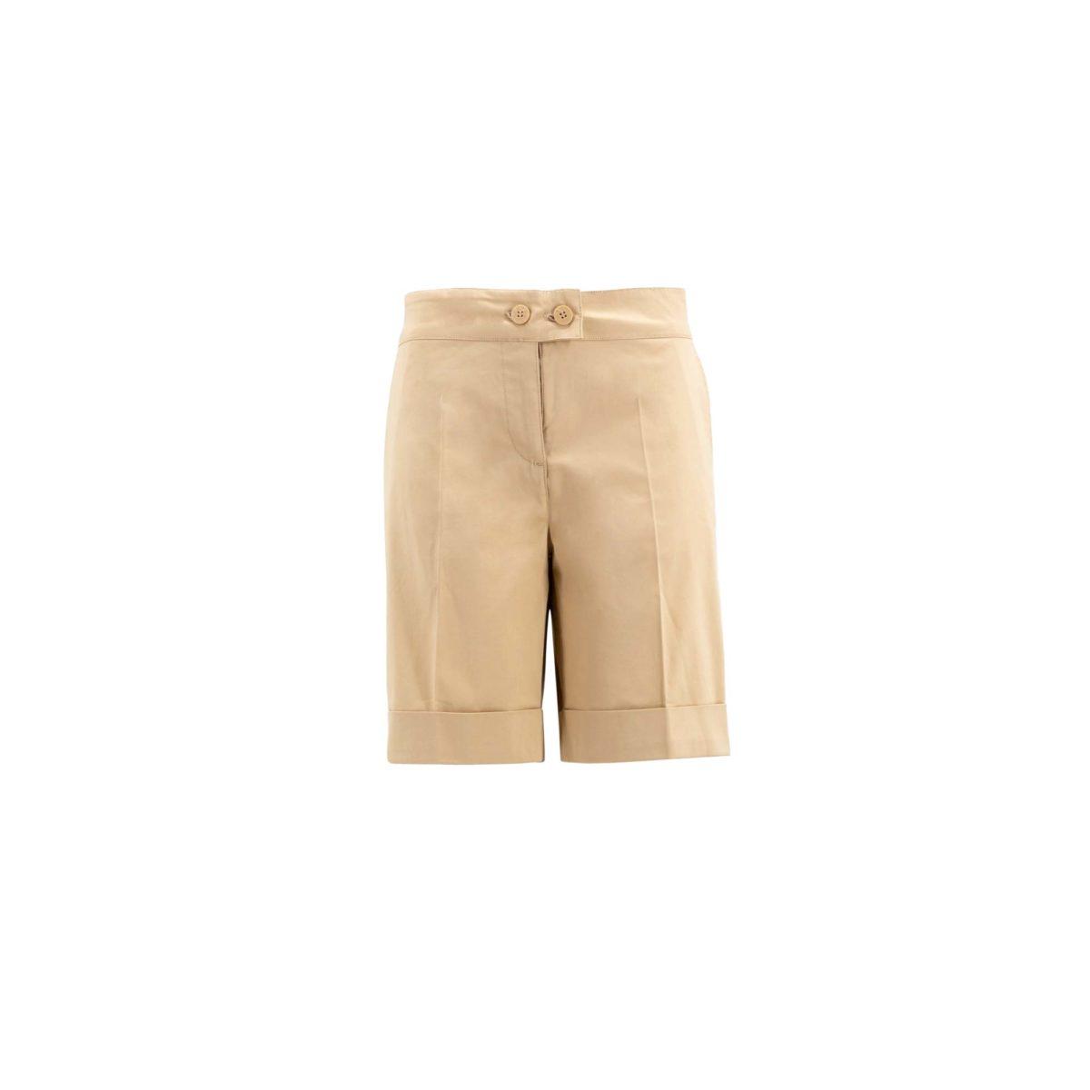 Shorts Bermuda Sabbia - vista frontale   Nicla