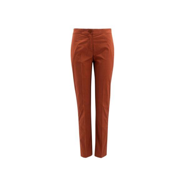 Pantalone Straight Rame - vista frontale | Nicla