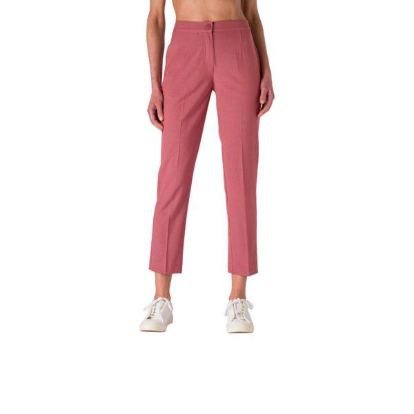 Pantalone Straight Rosa - Nicla