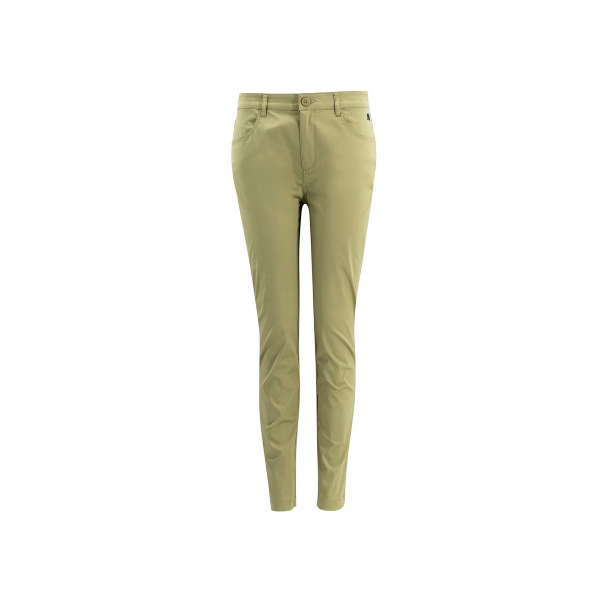 Pantalone Skinny Verde - vista frontale | Nicla