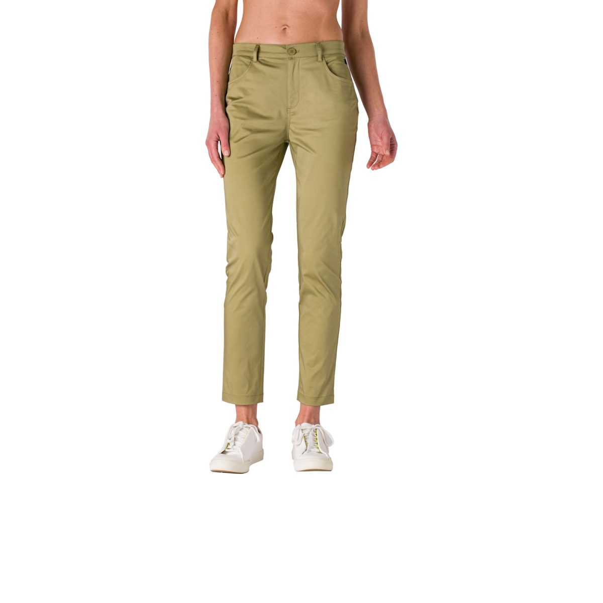 Pantalone Skinny Verde - Nicla