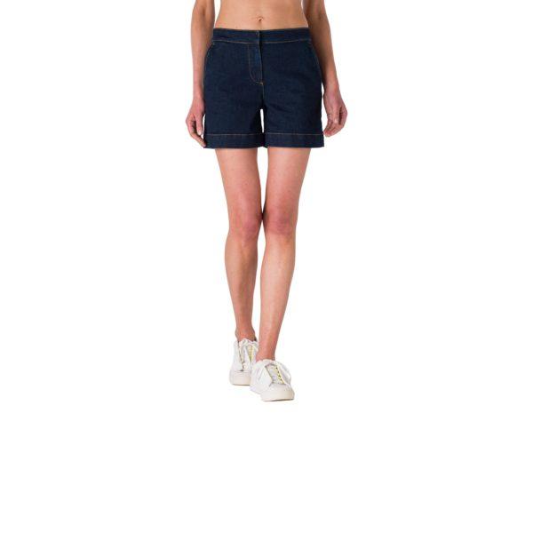Shorts Denim Denim Blu - Nicla