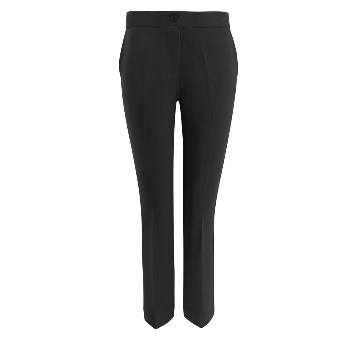 Pantalone Flare Nero - vista frontale | Nicla