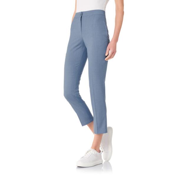 Pantalone Straight Blu - Nicla