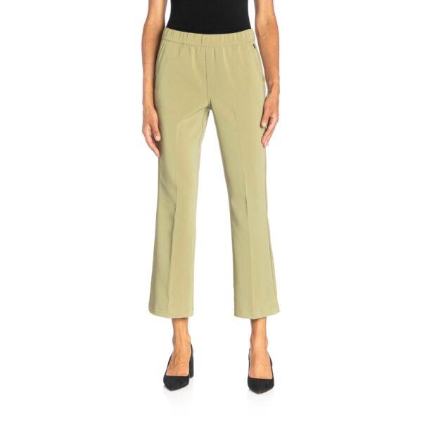 Pantalone Flare Verde - Nicla