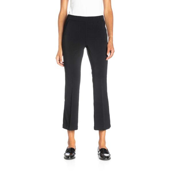 Pantalone Flare Nero - Nicla
