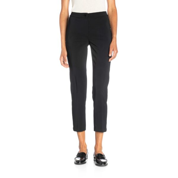 Pantalone Straight Nero - Nicla
