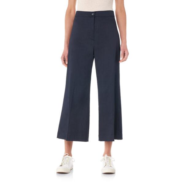 Pantalone Cropped Blu - Nicla