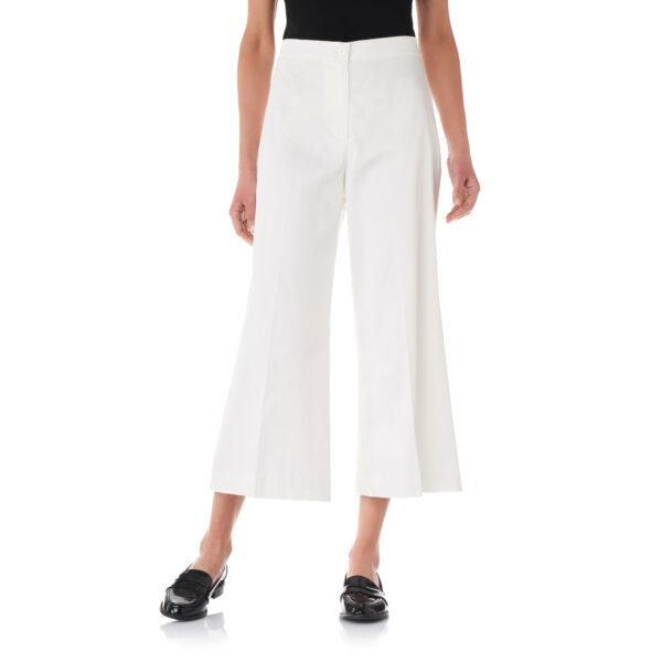 Pantalone Cropped Bianco - Nicla