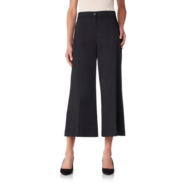 Pantalone Cropped Nero - Nicla