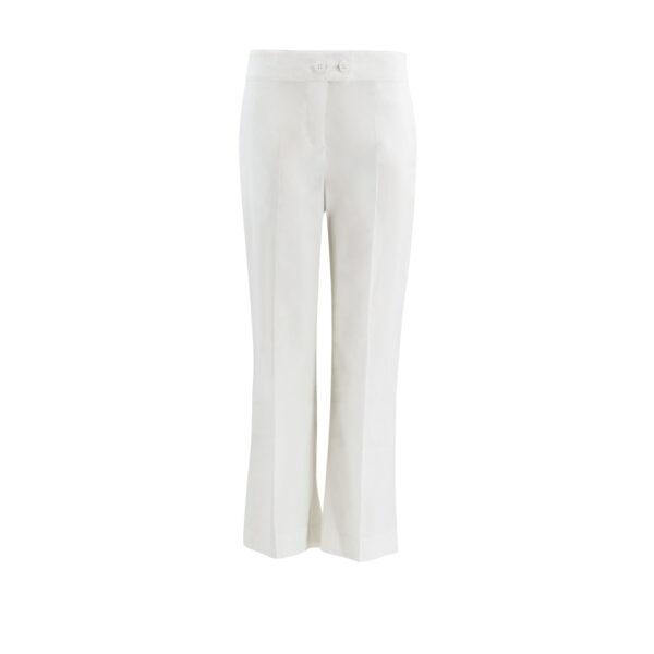 Pantalone Classic Bianco - vista frontale | Nicla
