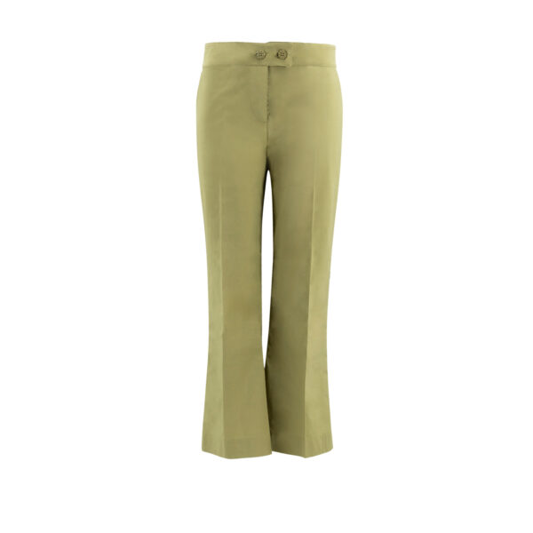 Pantalone Classic Verde - vista frontale | Nicla