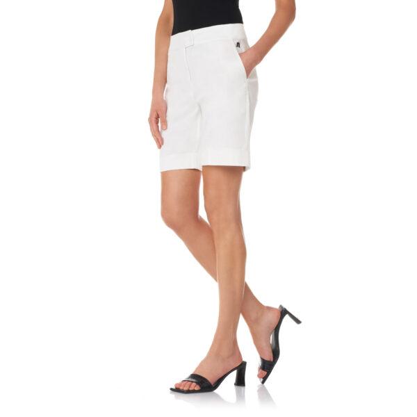 Shorts Bermuda Bianco - Nicla