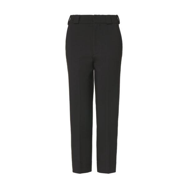 Pantalone New Straight jersey compatto Nero - vista frontale   Nicla