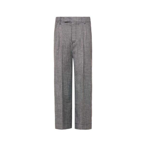 Pantalone Culotte Grigio - vista frontale | Nicla