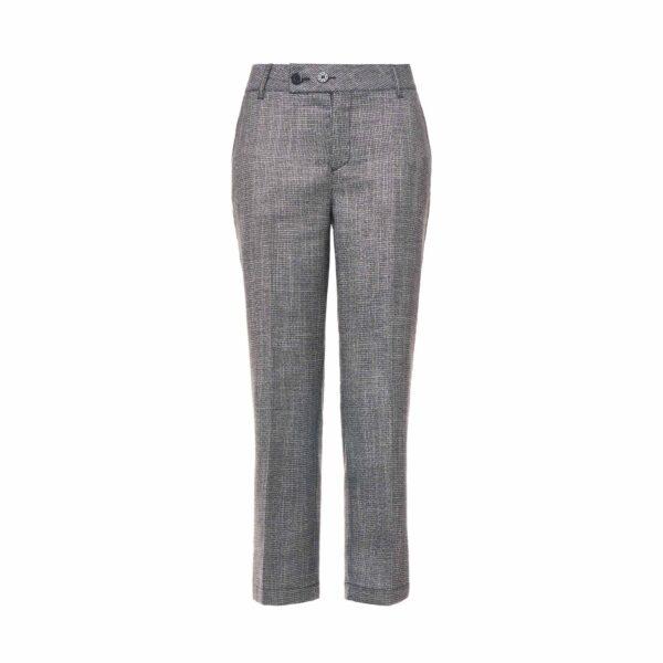 Pantalone Classic Grigio - vista frontale | Nicla